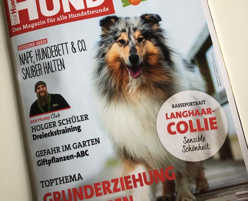 Interview Der Hund 5/2019